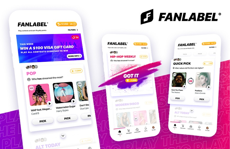 FanLabel-screenshot