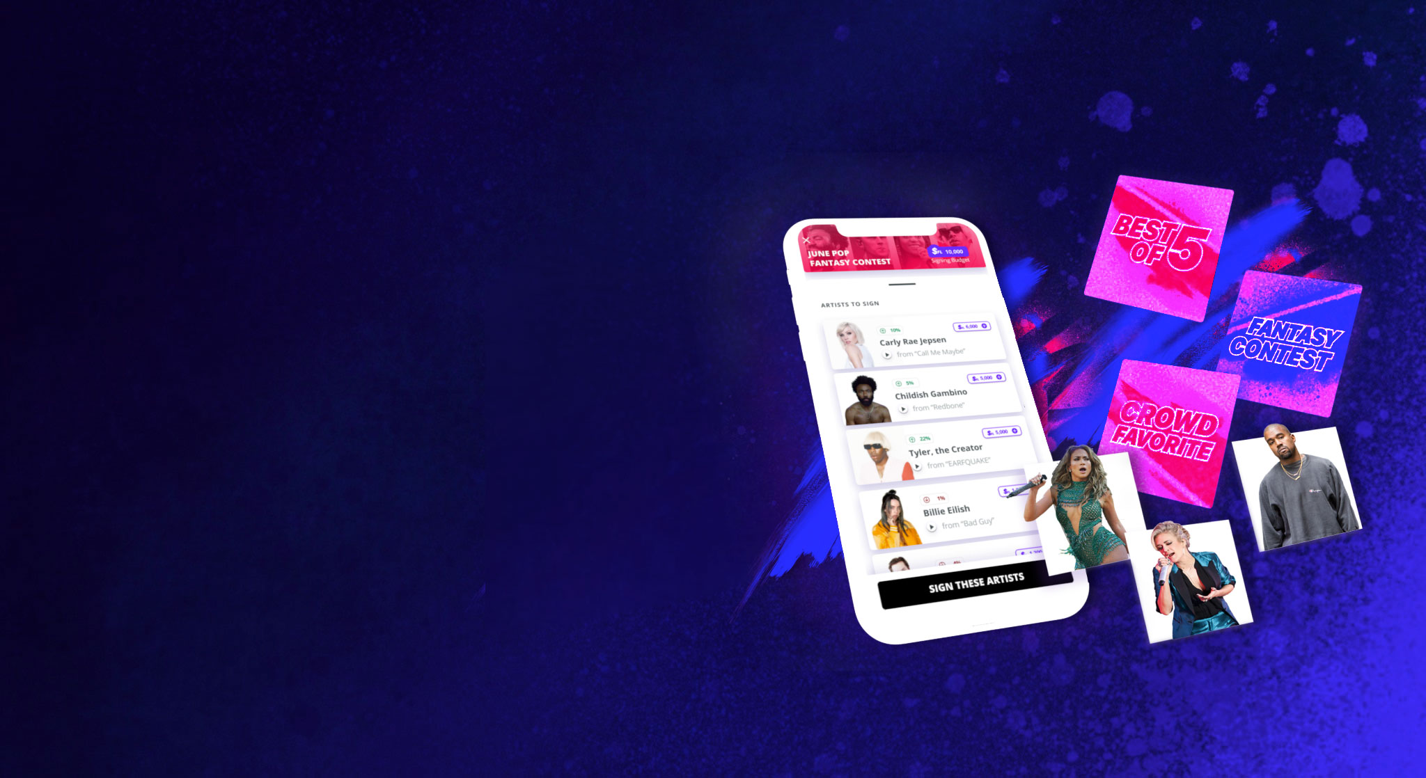 fan-label-app-screenshot