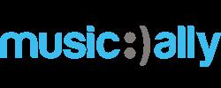 Music Ally logo